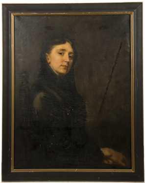 20thC European Portrait of a Woman