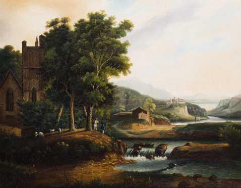 D.S. Wagner, York, England 19thC