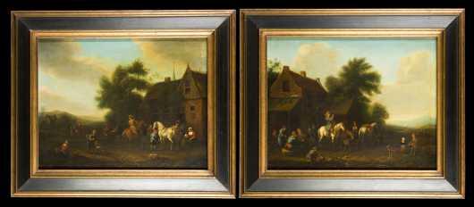 School of Barent (Barend) Gael, Netherlands (1630-1698)