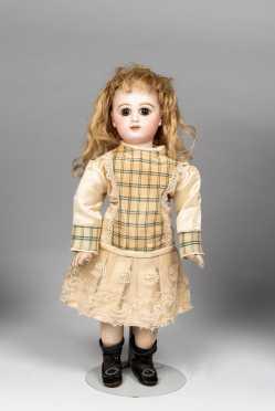 """14"""" Bebe Jumeau Doll"""