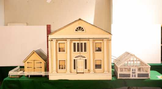 Large Colonial Doll House