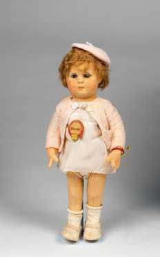 """13"""" Steiff Doll"""