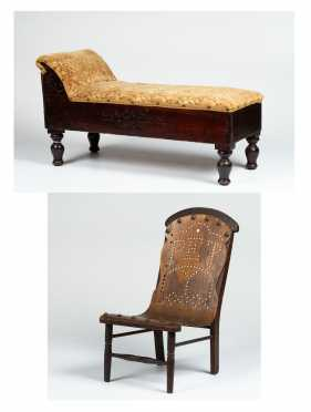 Doll Chaise and Chair