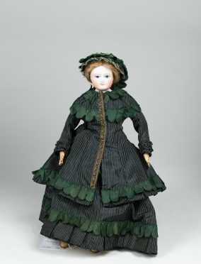 "14"" French Fashion Doll"