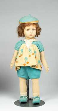 """19"""" Lenci Doll"""