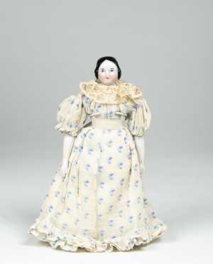 """8 1/2"""" Kister China Doll"""