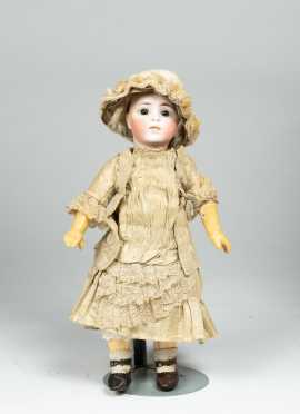 "13"" GK German Bru Type Gebruder Kuhnlenz Doll"