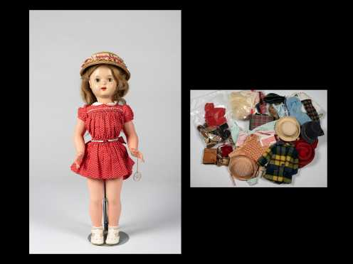 "20"" Marquita Perez Doll"