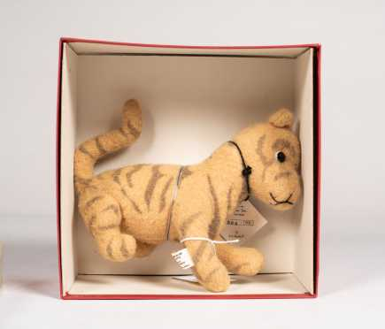 "R. John Wright ""Tigger"" Stuffed Animal"