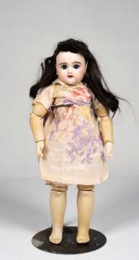 "16"" French Bebe Doll"