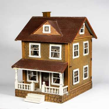 Schoenhut Doll House