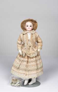 "12"" French Fashion Doll - UPDATED"