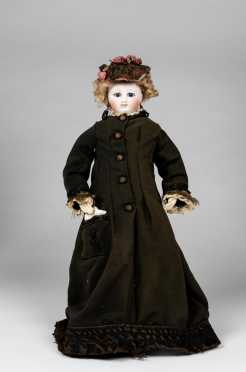 "14 1/2"" French Fashion Doll"