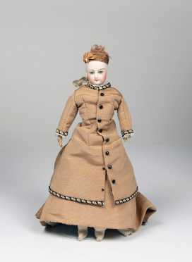 "12"" French Fashion Doll"