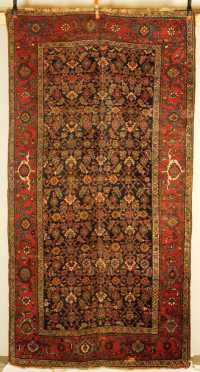 Bijar Scatter Oriental Rug