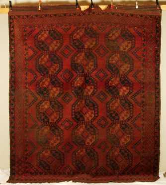 Afghan Room Size Oriental Rug
