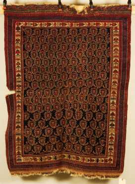 Afshar Scatter Oriental Rug