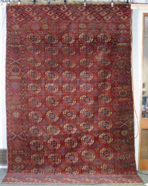 Tekke Bokhara Room Size Oriental Rug