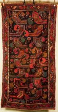 Karabagh Long Scatter Oriental Rug