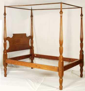 Sheraton Tall Post Bed