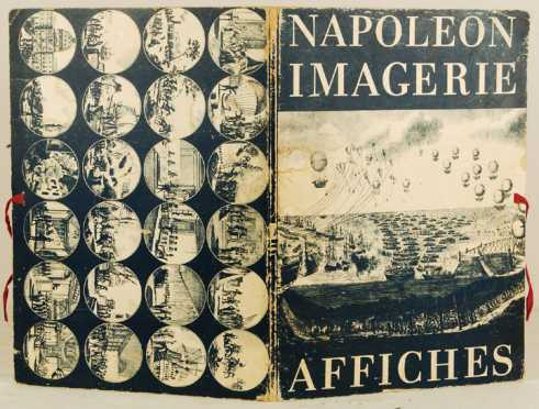 Book-Napoleon Imaginerie Affiches (Napoleon Imagery Posters) by Andre Rossel
