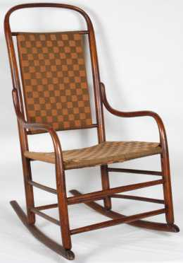 Shaker Style Arm Chair