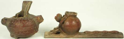 Two Miscellaneous Pre-Columbian Items