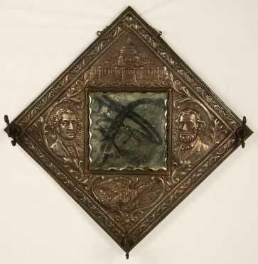 Presidential Victorian Mirror