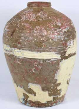 Early Incised Storage jar