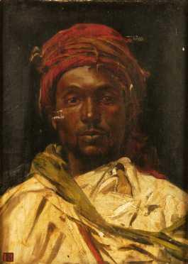 Jose Silbert oil on canvas
