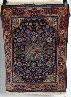 Sarouk Scatter Oriental Rug