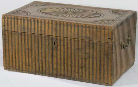 Indian Export Desk Box