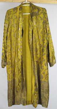 South East Asian Silk Robe