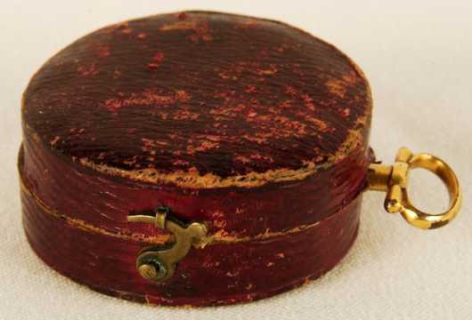 German Brass Compass