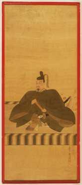Japanese Samurai Painting