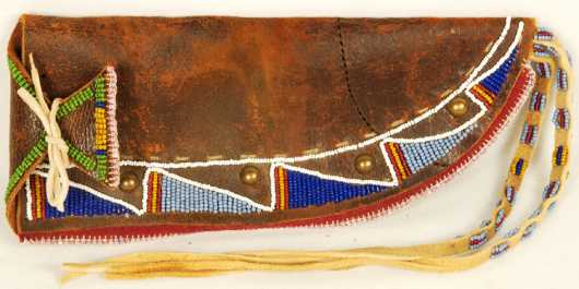 Native American Knife Sheath