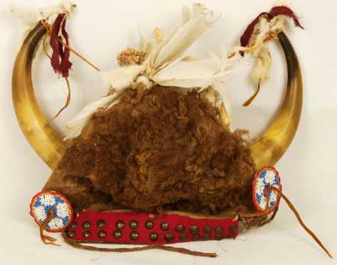 Buffalo Horn head Dress