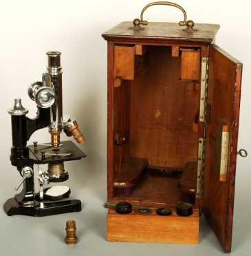 German Microscope