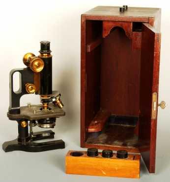 Spencer Lens Co. Microscope