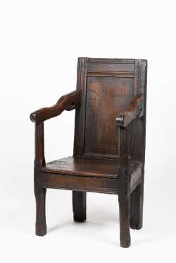 Jacobean Country Armchair