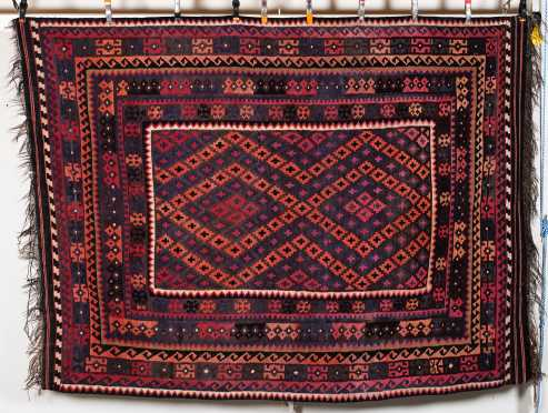 20thC Kalim Oriental Small Room Size Rug