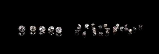 Lot of Loose Old Mine Cut Diamonds