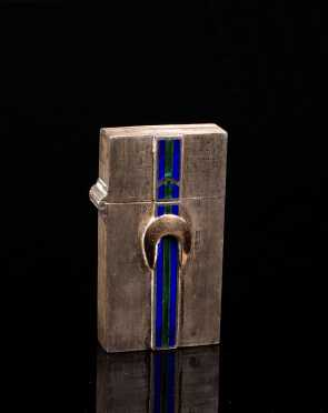 Cartier Sterling Silver Lighter