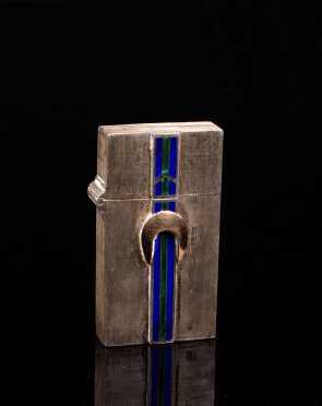 Cartier Sterling Silver Lighter