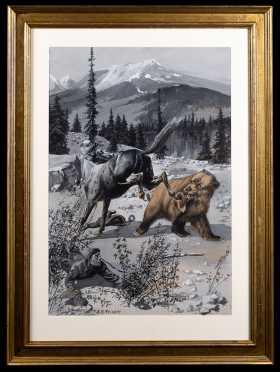 Arthur Burdett Frost, PA, CA, (1851-1928)