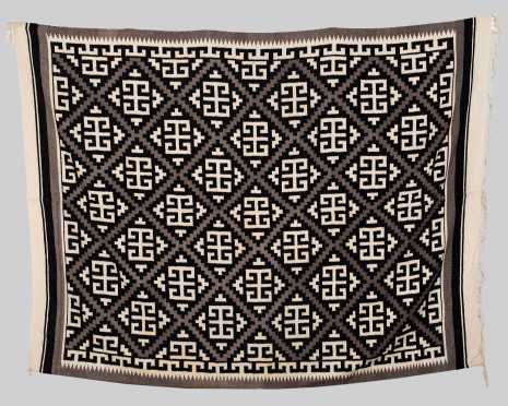 C1900 Native American Navajo Blanket