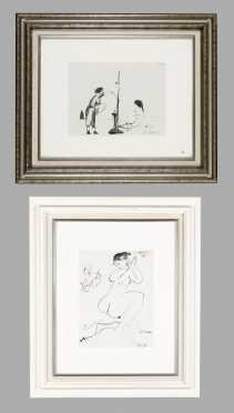 Two Pablo Picasso Prints
