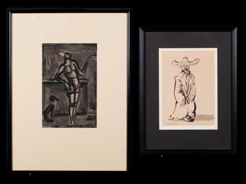 Andre Ruellan, New York, (1905-2006)