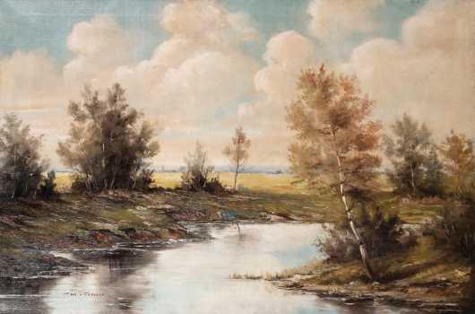 E.M. Farner, Austrian, 20thC