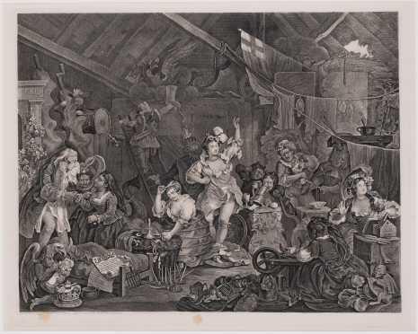 Williams Hogarth, England (1697-1764)